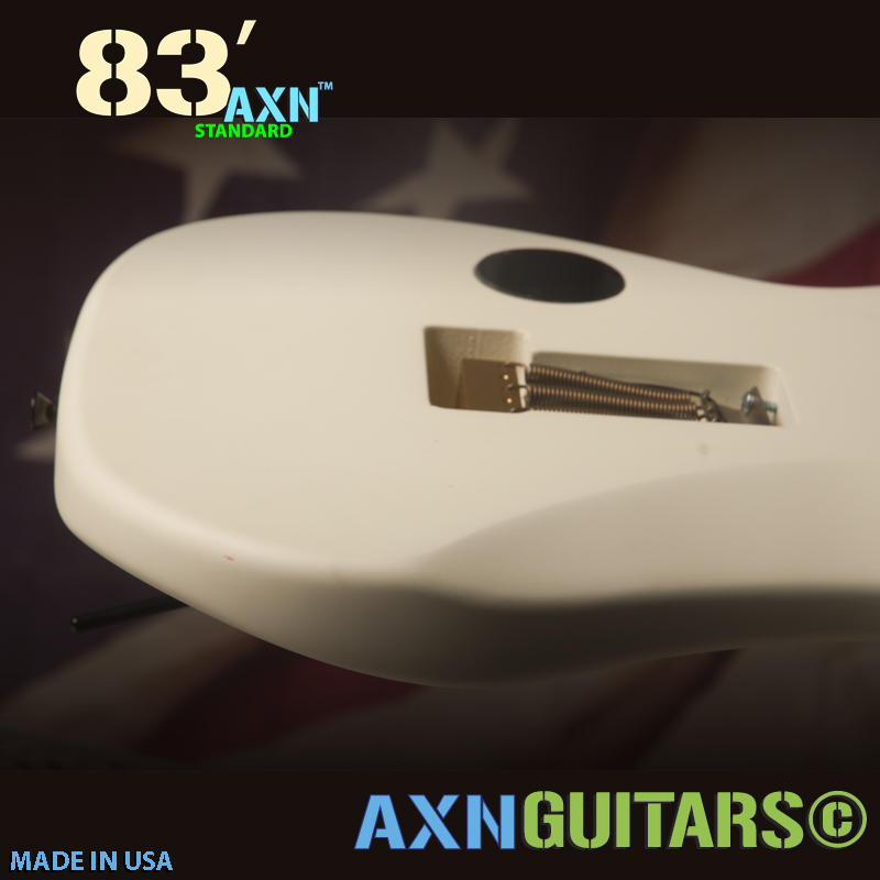 The AXN™- 83'S - Body Contours