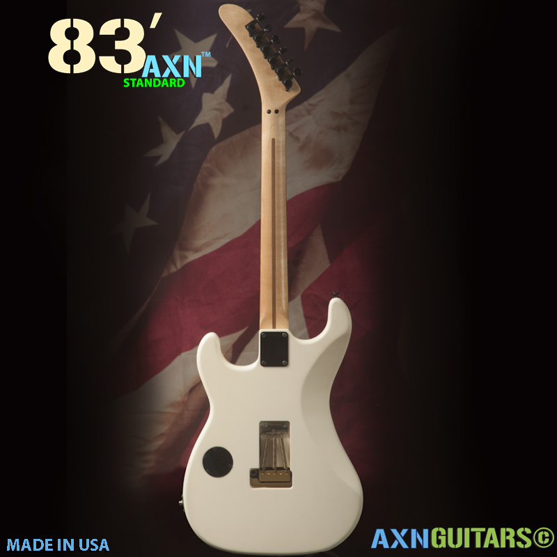 The AXN™- 83' Standard - back