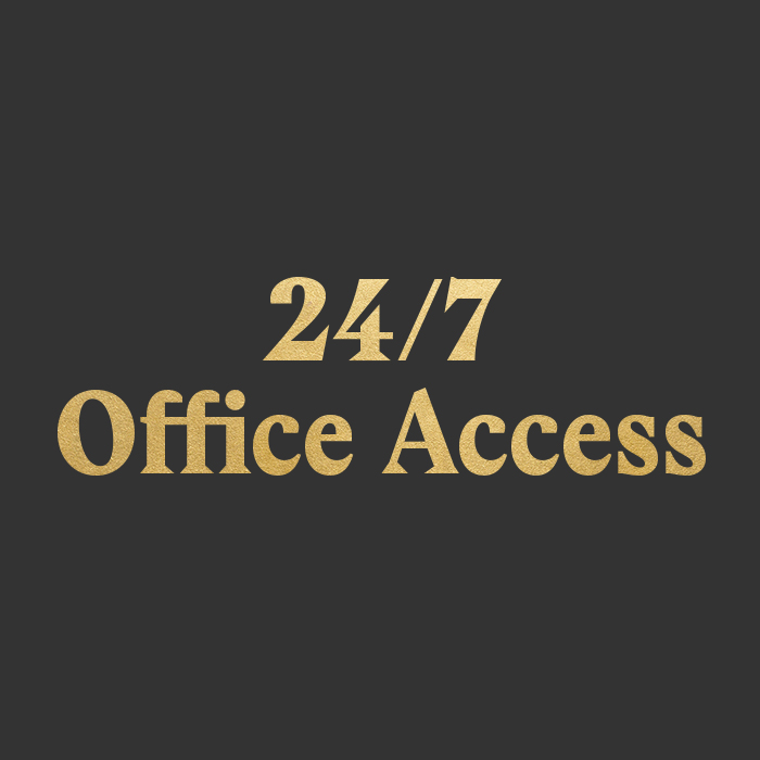 24/7 Office Access