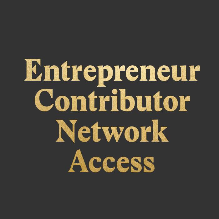 Entrepreneur Magazine Contributor Network