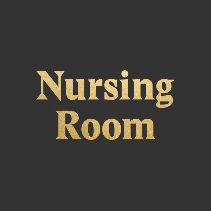 Nursing Room/Lactation Room