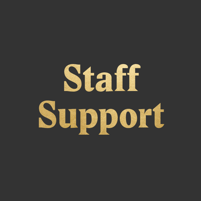Staff Support