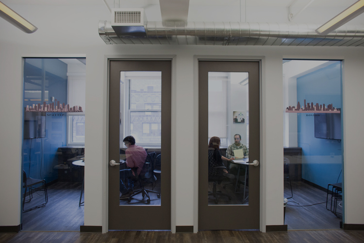 Techstars Coworking   Powered by Alley   Become A Member