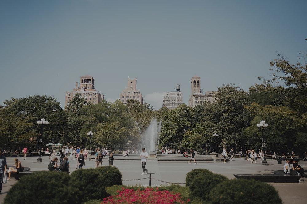 Meet Here. Go Far.   NYU Steinhardt    Learn More