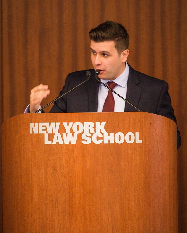Throwback to last week at the 7th Annual NYLS Sports Law Symposium.