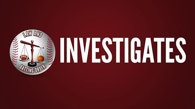 Coming soon to LABO, a new series. Stay tuned. #LABOInvestigates #SportsLaw
