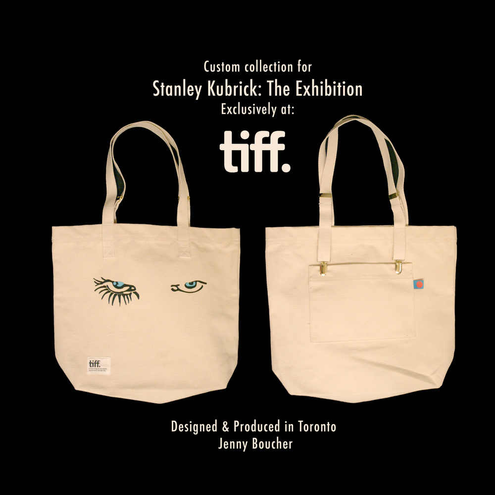 Kubrick inspired collection at Toronto International Film Festival