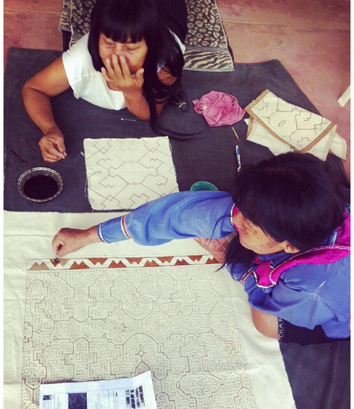 ARTISAN COLLABORATION IN PERU