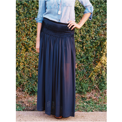 Hey Sailor! Maxi Skirt — Everly and Ace