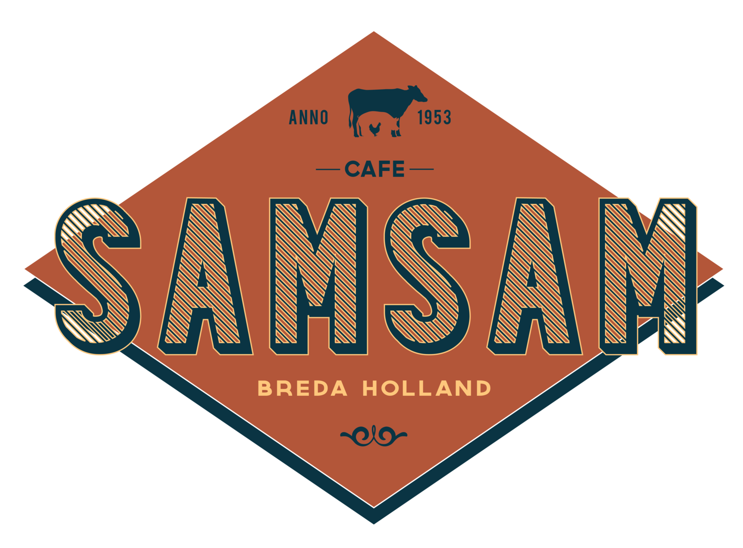 cafe samsam • breda holland
