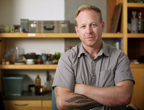 An interview with Chef ANDY RICKER for Stylesight.