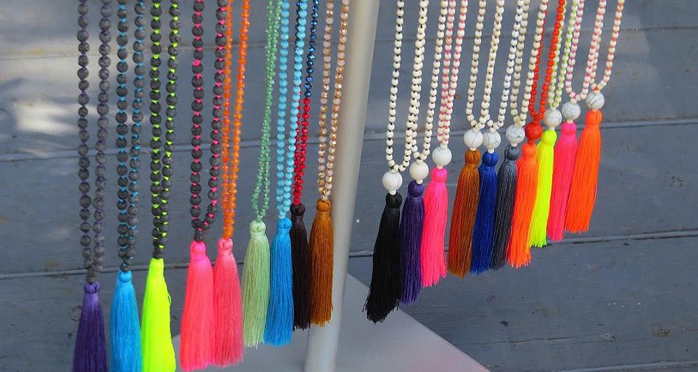 Crazy & Co. Tassels