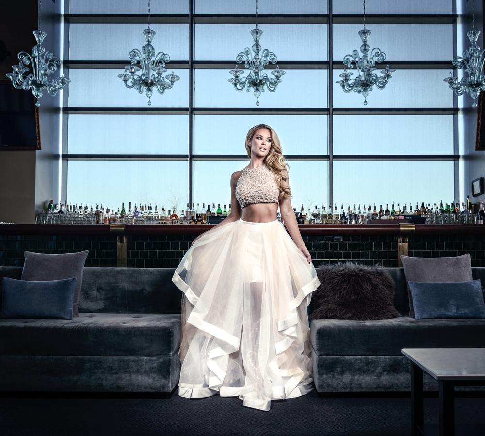 Jessa Hinton - Terani Couture