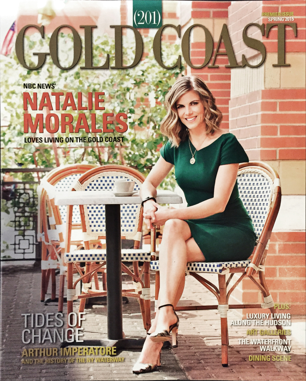 Cover photo shot for (201) Gold Coast Magazine