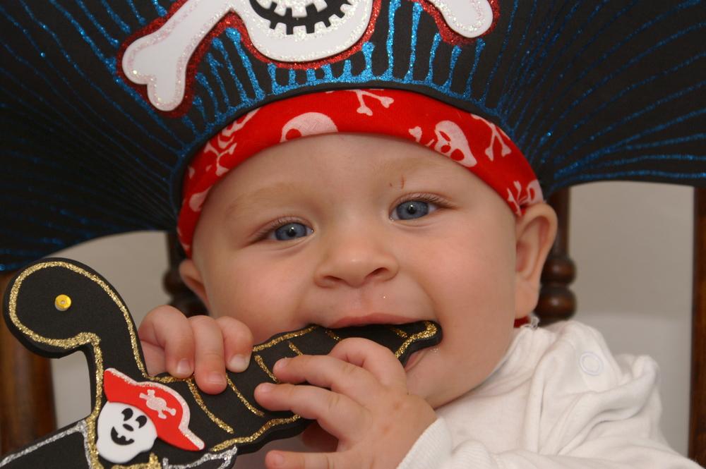 The Dread Pirate Luke