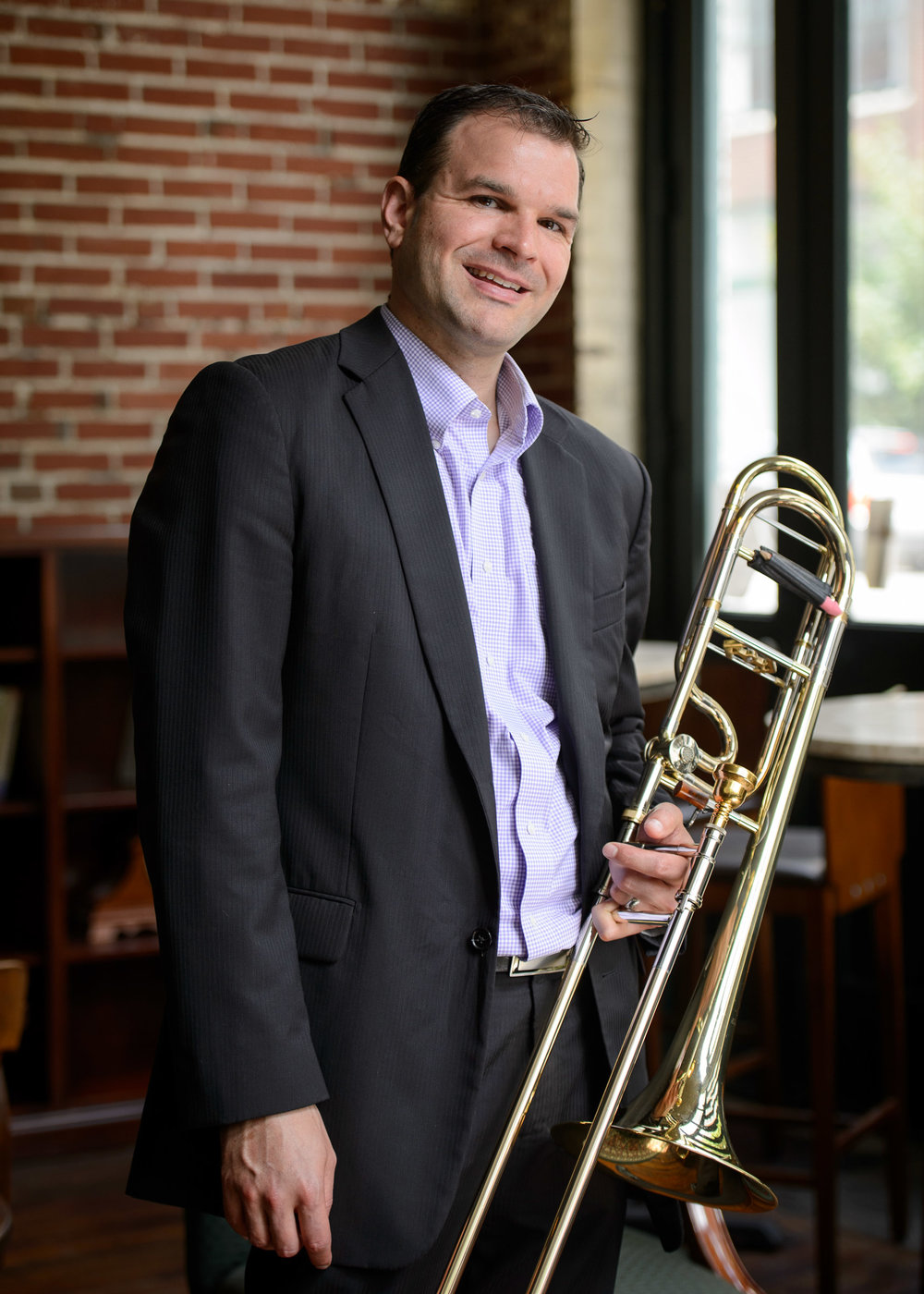 Jonathan Reycraft - Originally from Long Island, New York, Jonathan Reycraft has held the Utility Trombone position with the Saint Louis Symphony Orchestra since the 2006-2007 season.  He also serves as adjunct faculty at Washington University and St. Louis University. Before arriving in the symphony, he spent eight years serving as the Assistant Principal Trombone for the United States Naval Academy Band in Annapolis, Maryland. Mr. Reycraft completed his music degrees in trombone at the Indiana University School of Music in the spring of 1998, and his Master of Music degree in the same discipline from the University of Maryland in 2005. He has been featured as a soloist with the United States Naval Academy Band as well as the Atlantic Wind Symphony on Long Island. Jonathan Reycraft also has performed with the Baltimore National symphony orchestras, the Colorado Music Festival and Sun Valley Summer Symphony. Mr. Reycraft's former teachers include Michael Canipe, M. Dee Stewart, Scott Hartman, the late Dr. Milton Stevens, and John Huling.