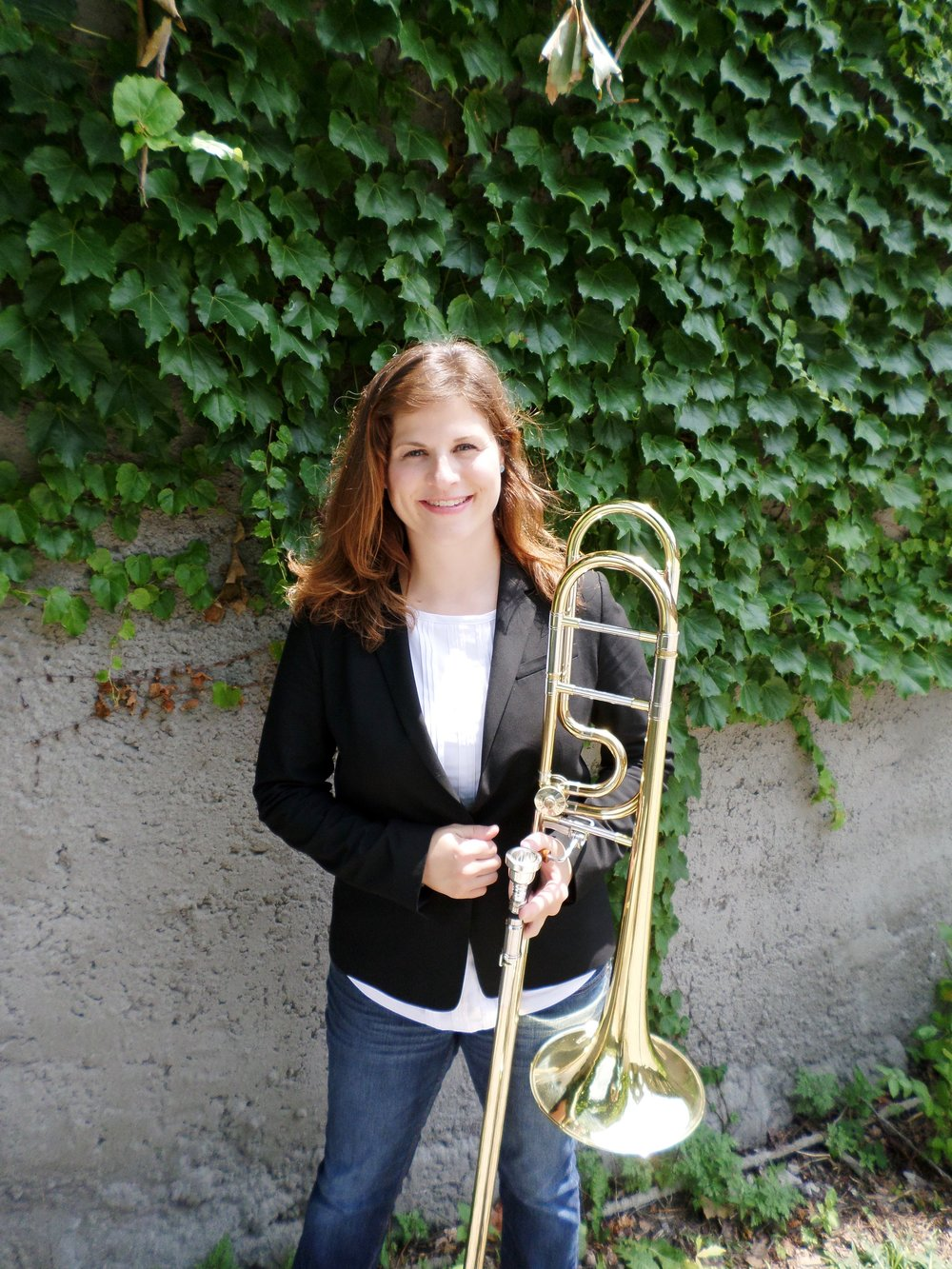 Amanda Stewart - Amanda Stewart is currently Associate Principal Trombone of the St. Louis Symphony, a position she began in the Fall of 2014.  Her studies started with Harold Hudnall and continued with Keith Jackson, professor of trombone and euphonium at West Virginia University. She received her bachelor of music degree from The Juilliard School in 2004, studying with Joseph Alessi.As an orchestral musician, Ms. Stewart has played with numerous orchestras.  She was Principal trombonist of the San Antonio Symphony for eight seasons and Associate Principal trombonist of the New York Philharmonic for two seasons.  Ms. Stewart has also been a regular substitute and extra player with the Boston Symphony and has toured with them internationally.  She has also performed with the Baltimore, Dallas, Houston, Kansas City, National, North Carolina, and Toronto Symphonies.