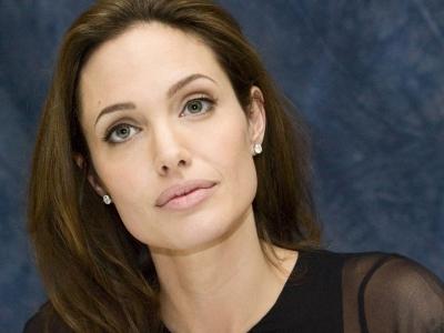 Angelina Jolie, born June 4, 1975
