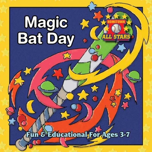 BUY Magic Bat Day for $12.99 (Print) or $3.99 (Digital)