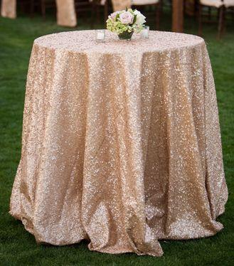 gold wedding table sequin wedding table.jpg