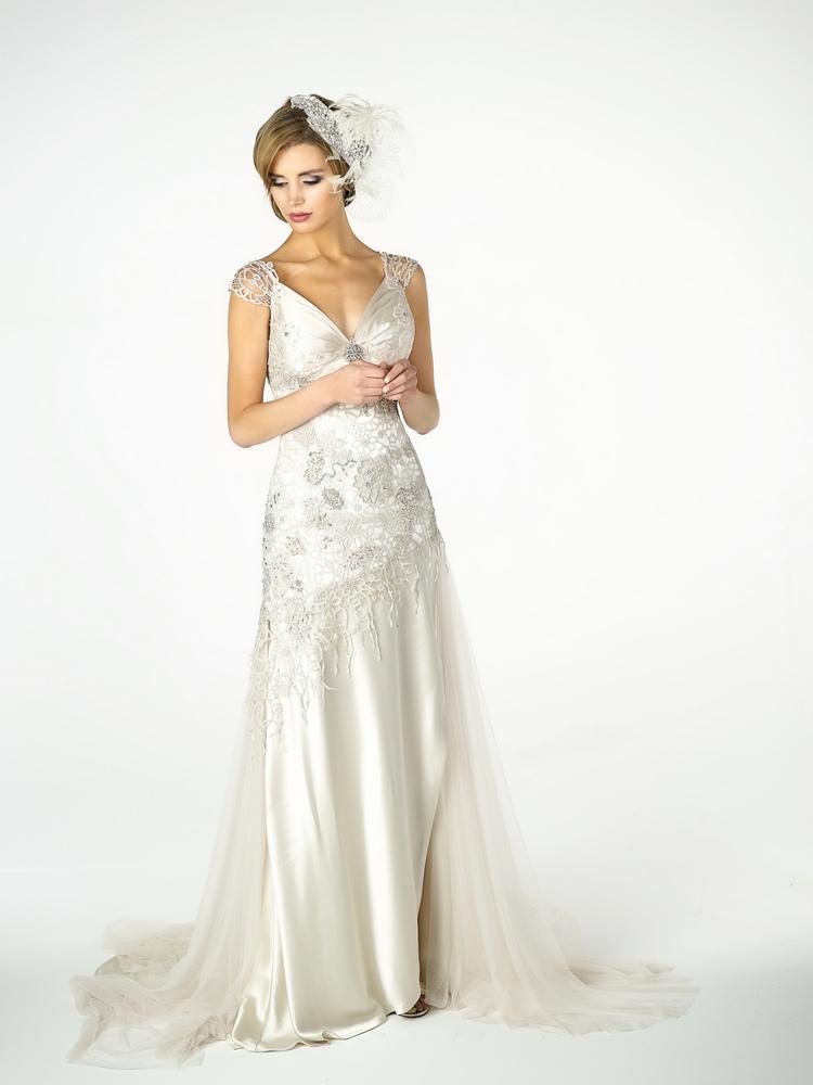 Dress by Deborah Selleck
