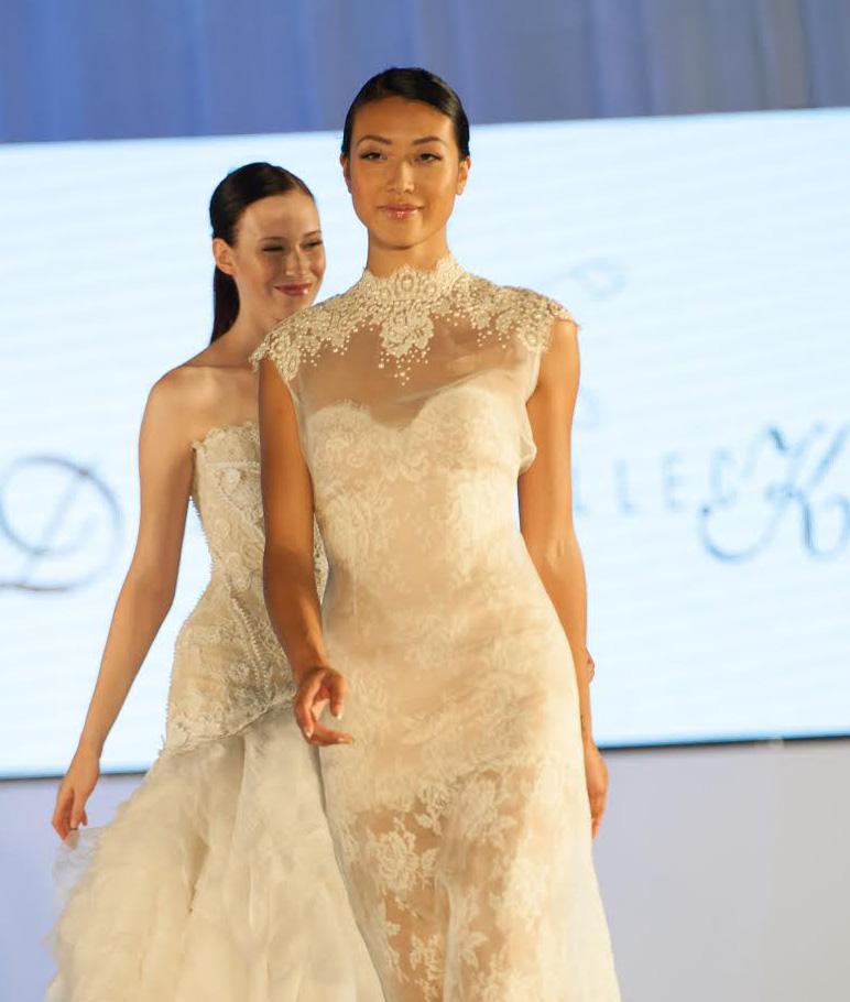 Best wedding dress designers melbourne for Top 5 wedding dress designers