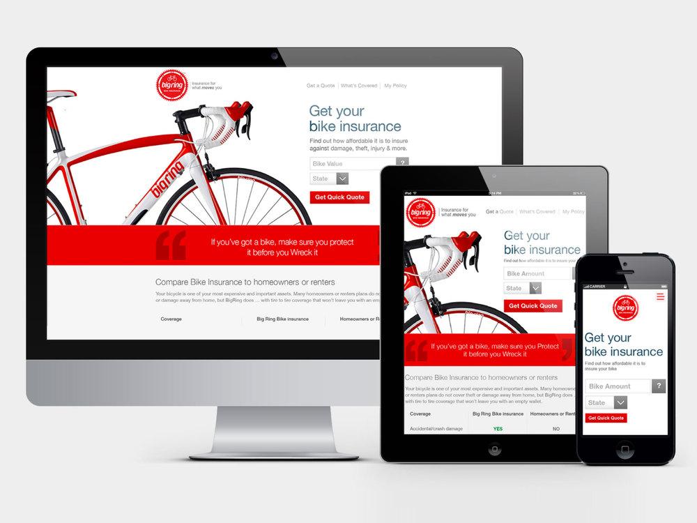 Bigring Bike Insurance