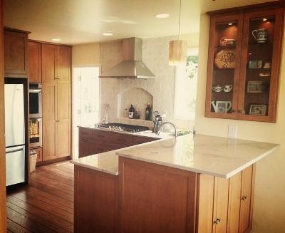 Kitchens - Alder — Artisan Home Builders