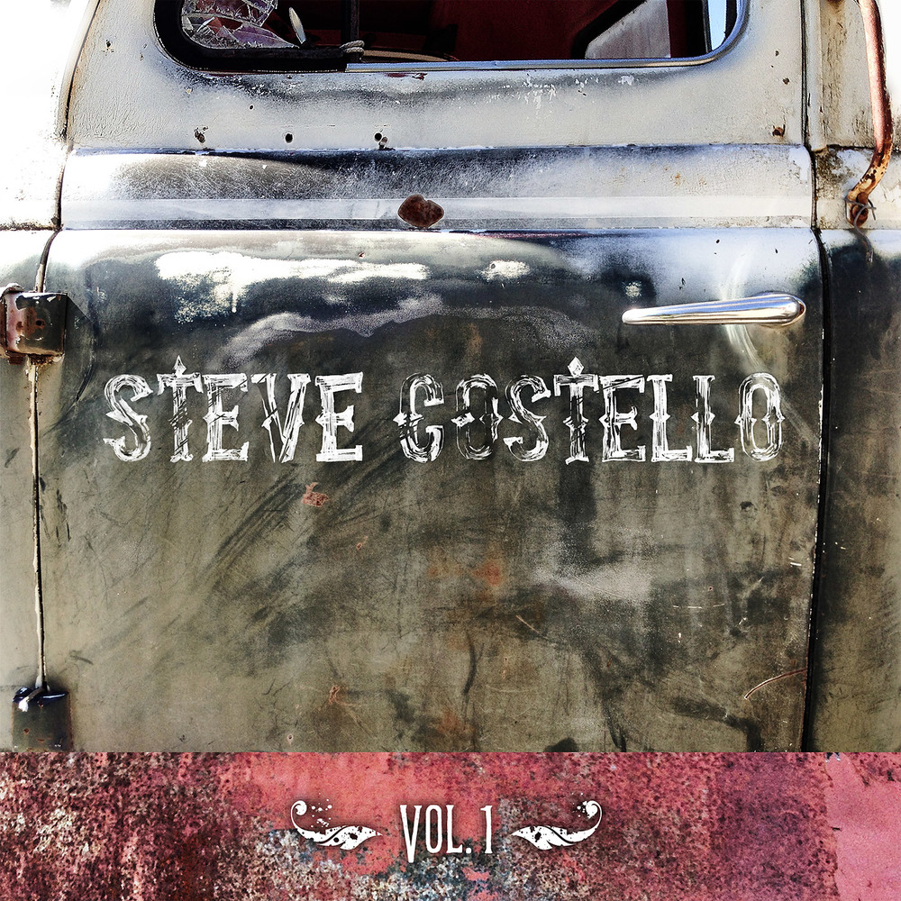 CD - Steve Costello - Vol.1 [Physical Copy] $10.00 + Shipping