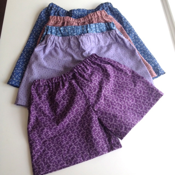 Shorts for Sew Giving