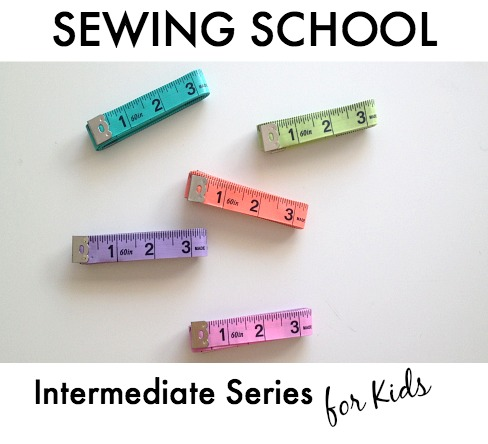 Sew You Studio | Sewing School: Intermediate Series for Kids