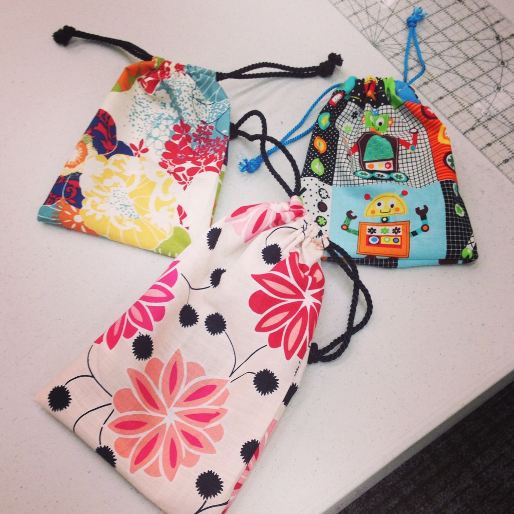Sew Giving: Teaching Young Moms to Sew