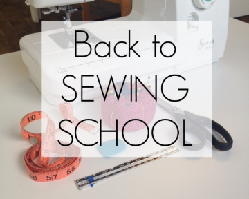Back to Sewing School at Sew You Studio | Denver, Colorado