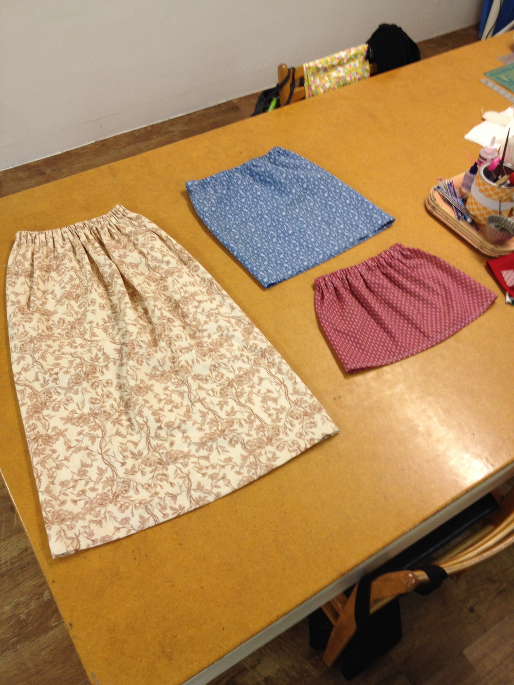 Sew Giving September: Skirts for Patterns for Change