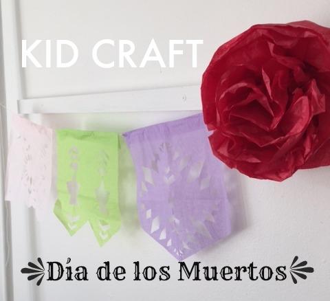 Sew You Studio | Kid Craft: Día de los Muertos