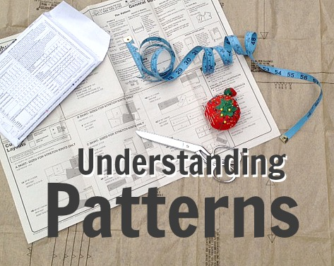 Sew You Studio | Understanding Patterns