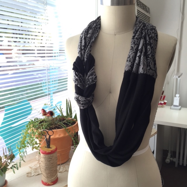 Sew You Studio | Infinity Scarf Workshop