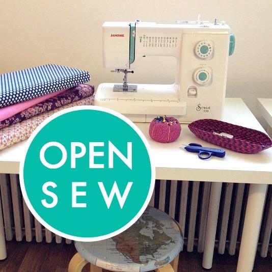 Sew You Studio | Open Sew