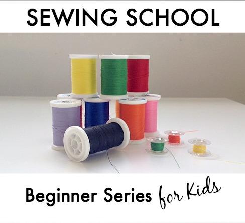 Sew You Studio   Sewing School: Beginner Series for Kids