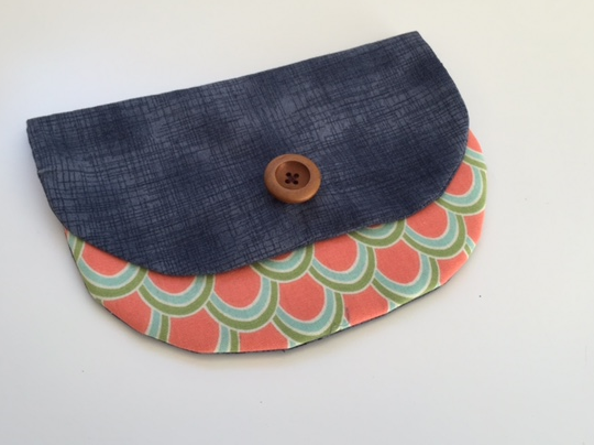 Sew You Studio | Cute as a Button Purse