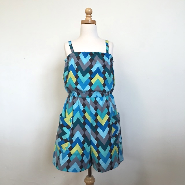 Sew You Studio | Summertime Sewing 2015, Summer Romper