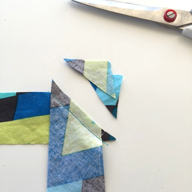 Sew You Studio | Behind the Seams, Connecting Bias Strips
