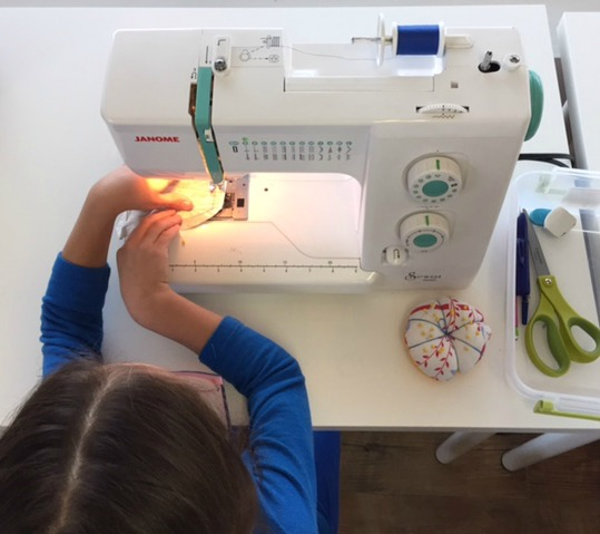Intro to Sewing for Kids | Sew You Studio, Denver, CO
