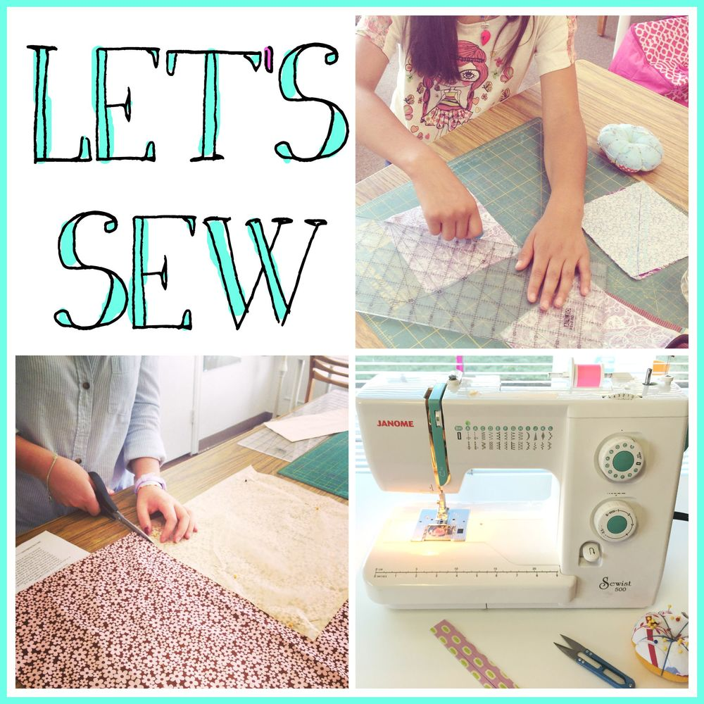 Let's Sew | Sew You Studio.com