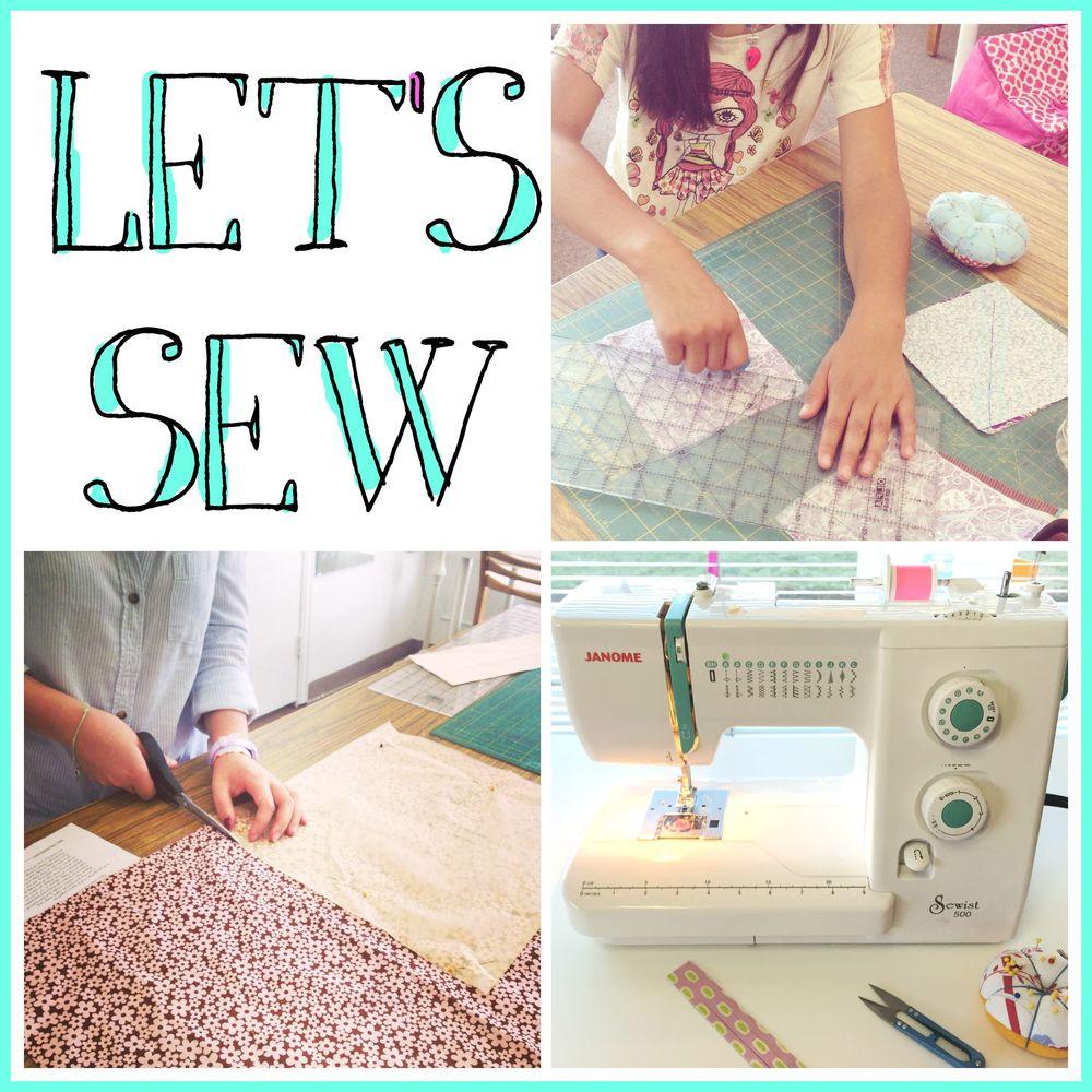 Let's Sew | Sew You Studio