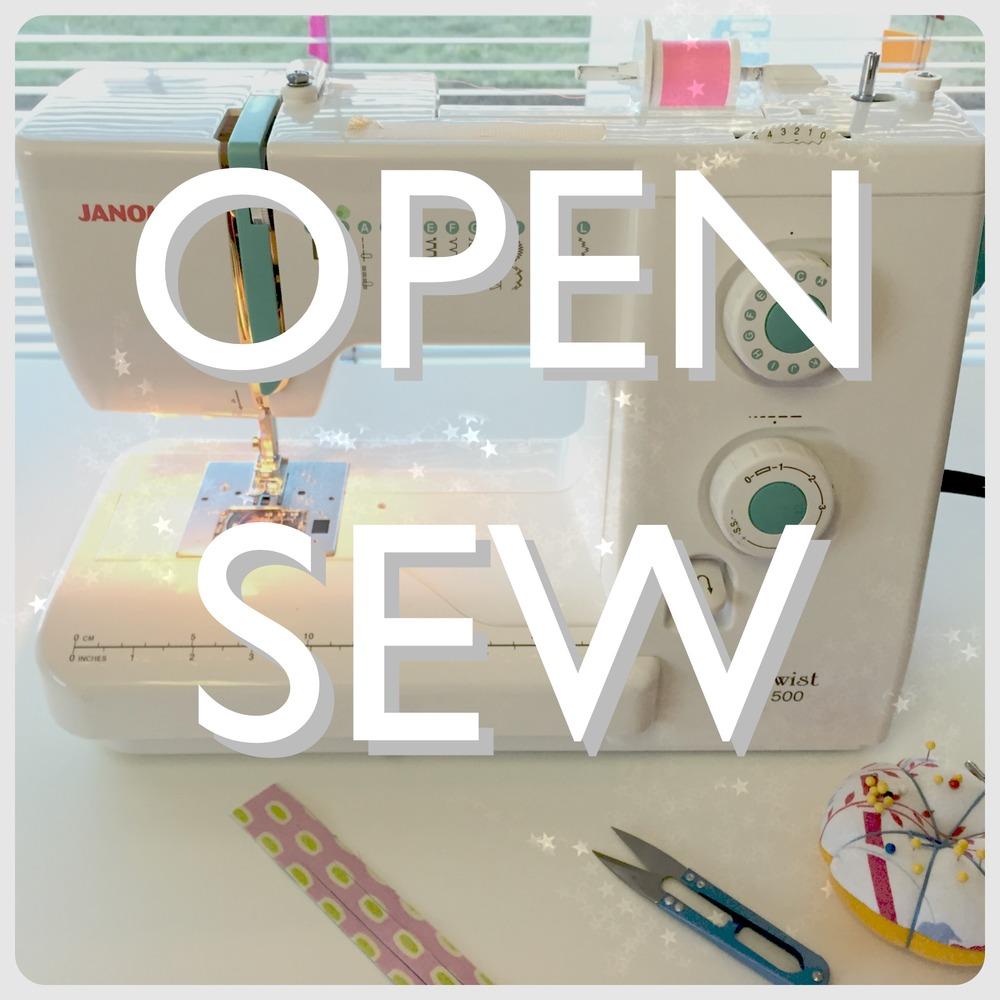 Open Sew | Sew You Studio.com