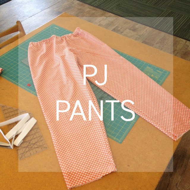 PJ Pant for Kids | Sew You Studio.com