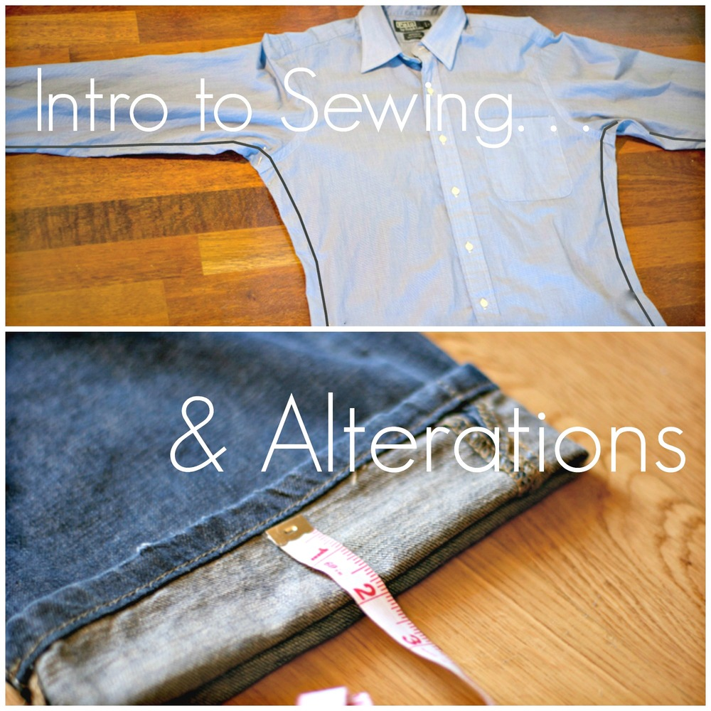 Intro to Sewing & Alterations Series | Sew You Studio.com