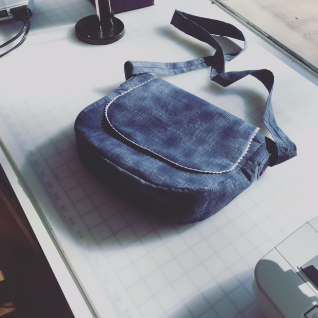 Saddle Bag Class | Sew You Studio.com