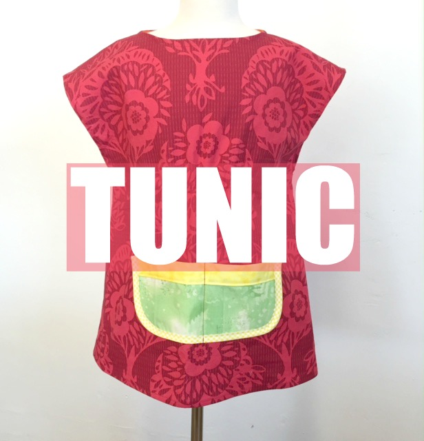 Tunic | Sew You Studio.com
